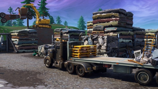 Fortnite Challenges: Where To Find & Destroy Wooden ...