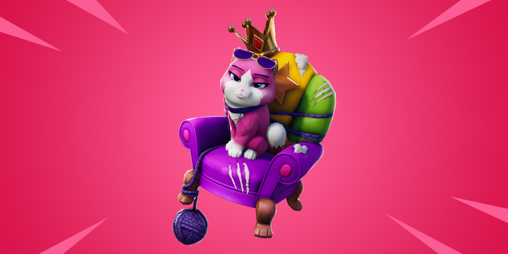 Empress Fortnite Pet