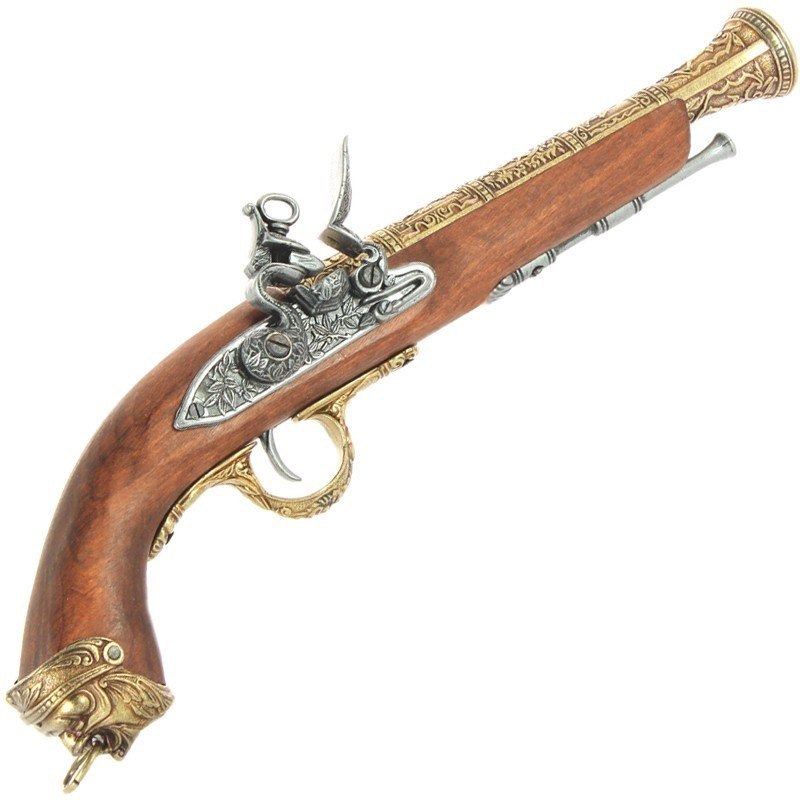 Flinklock Gun