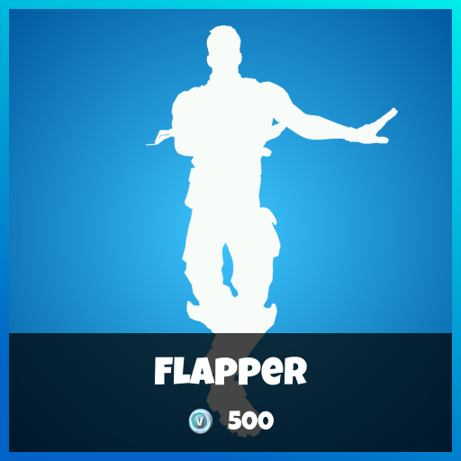 Fortnite Emote - Flapper