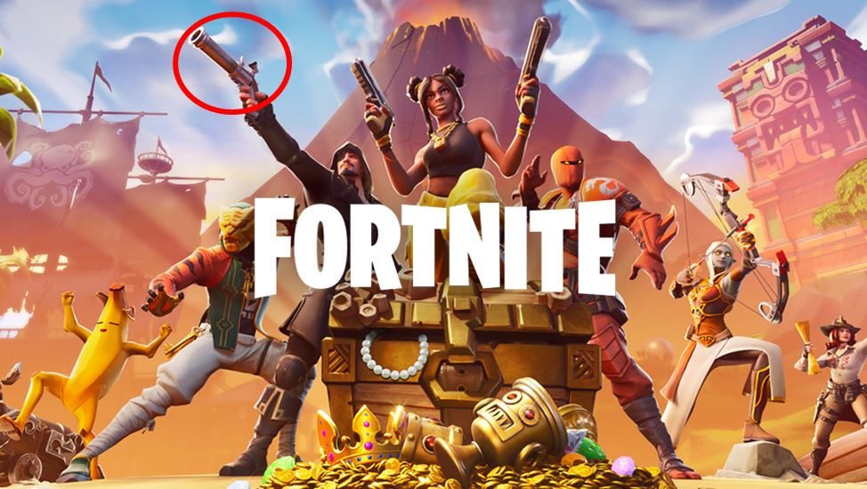 Fortnite Flintlock Weapon Teased