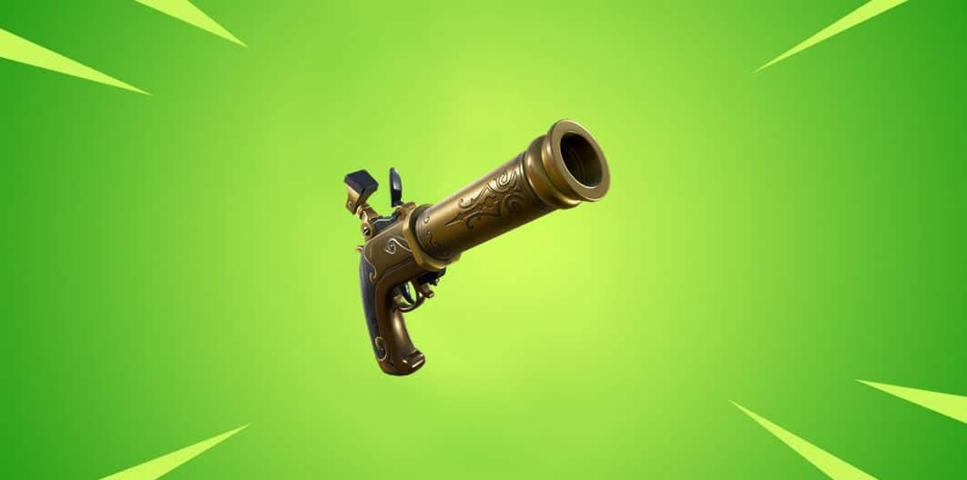 Fortnite Flintlock Weapon