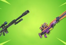 Fortnite Founders Weapon Wrap Concept