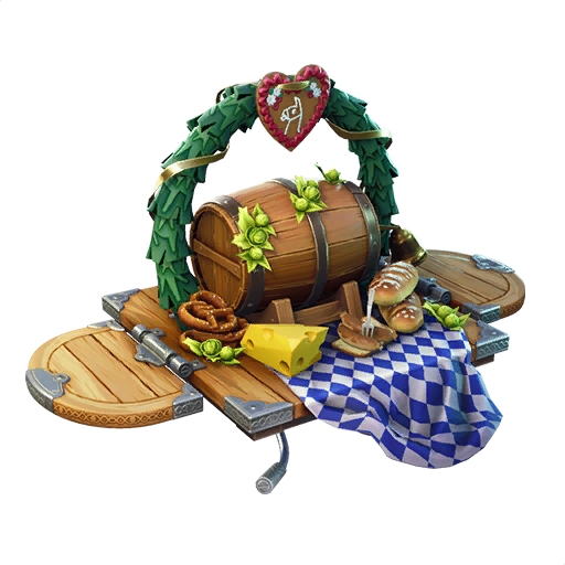 Fortnite Glider - Oktoberfeast