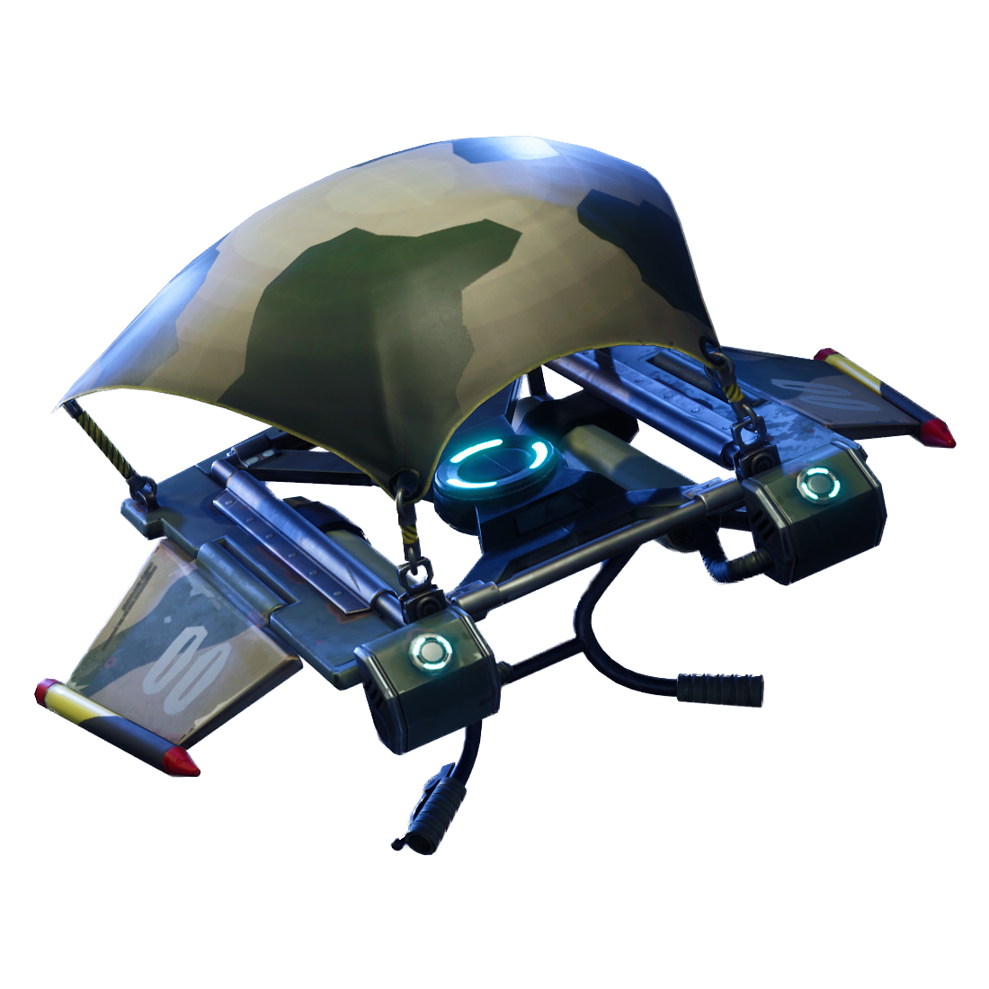 Fortnite Glider - Raptor