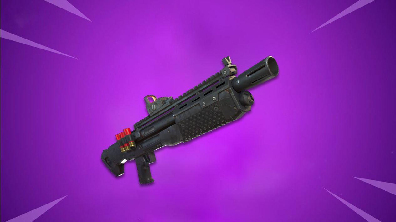 Fortnite Weapon - Heavy Shotgun Heavy Shotgun Changes