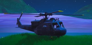 Fortnite Helicopter by Lazy Lagoon