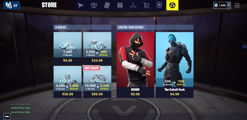 https://fortniteinsider.com/wp-content/uploads/2019/03/Fortnite-Ikonik-Skin-in-the-Fortnite-Store-on-Samsung-devices.jpg