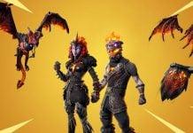 Fortnite Lava Legends Pack 29th March