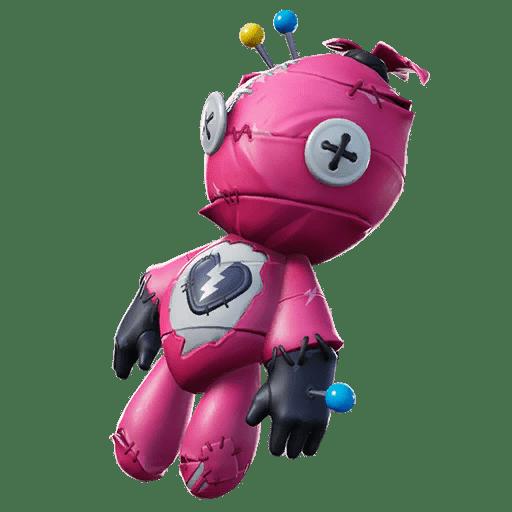 Fortnite Leaked Back Bling v8.20 - Cuddle Doll