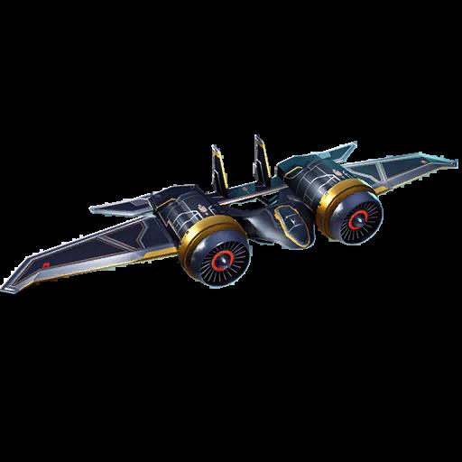 Fortnite Leaked Glider v8.10 Disruptor