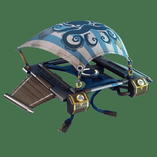 Fortnite Leaked Glider v8.20 - Plunder