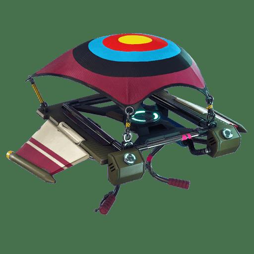 Fortnite Leaked Glider v8.20 - Targeted