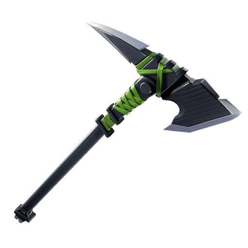 Fortnite Leaked Pickaxe v8.10 Fresh Cut