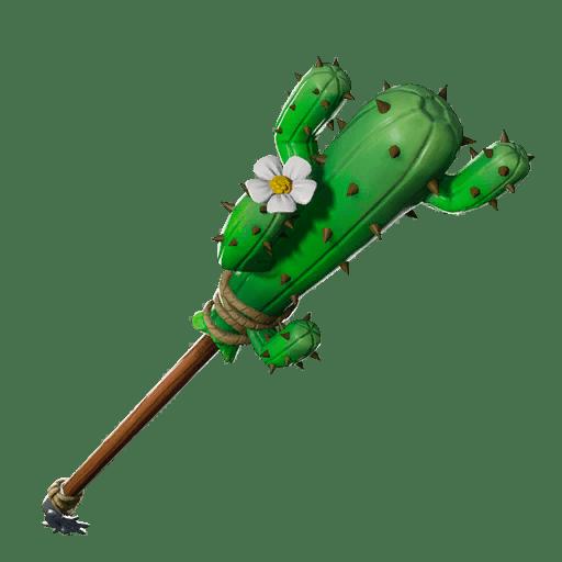Fortnite Leaked Pickaxe v8.20 - Prickly Axe