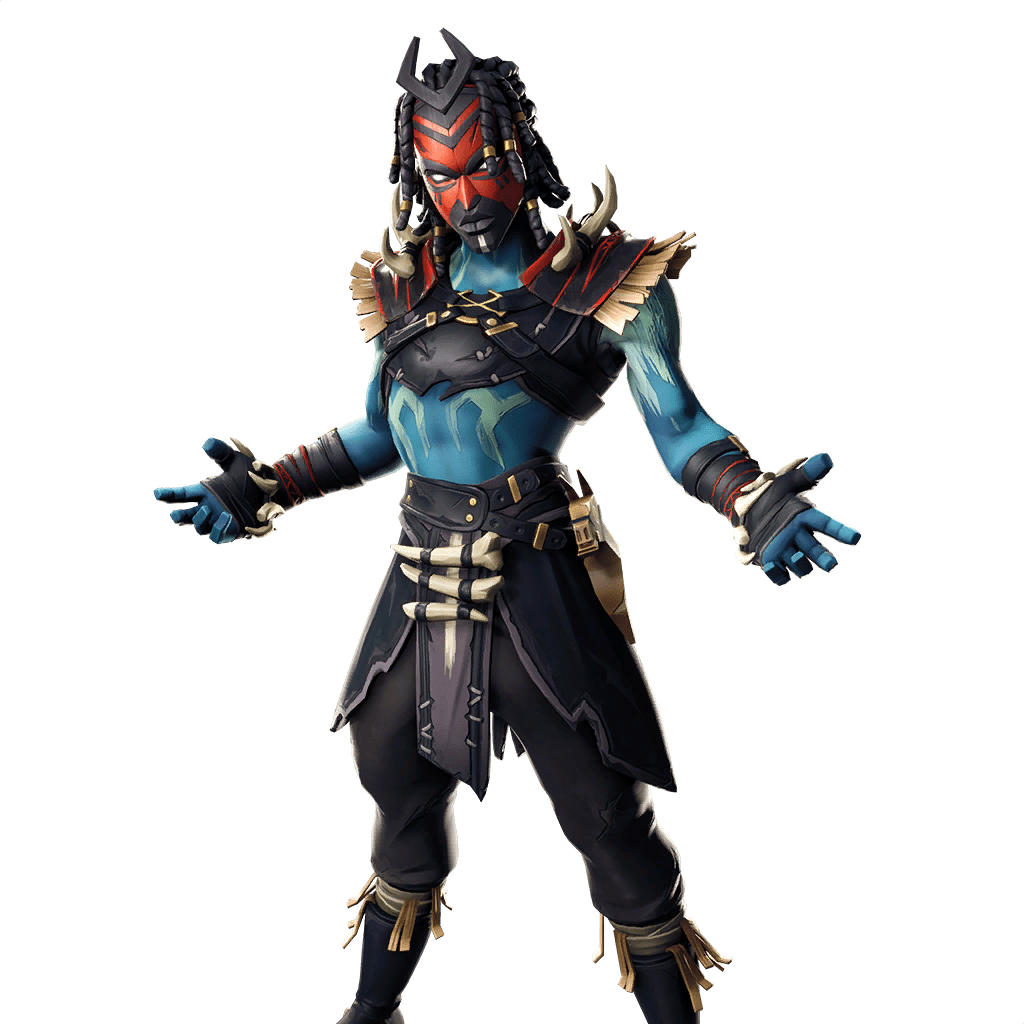 Fortnite Leaked Skin v8.20 - Shaman