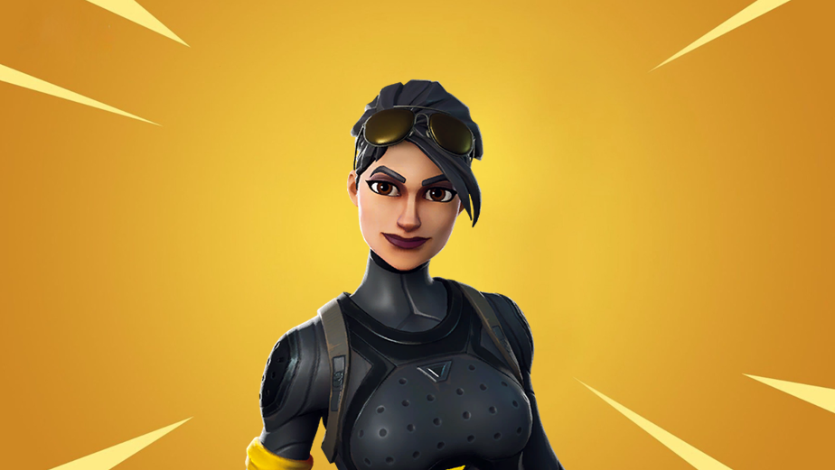 Fortnite Leak New Elite Agent Unmasked Style New Renegade Raider