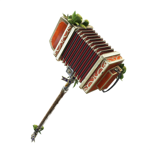 Fortnite Pickaxe - Axcordion