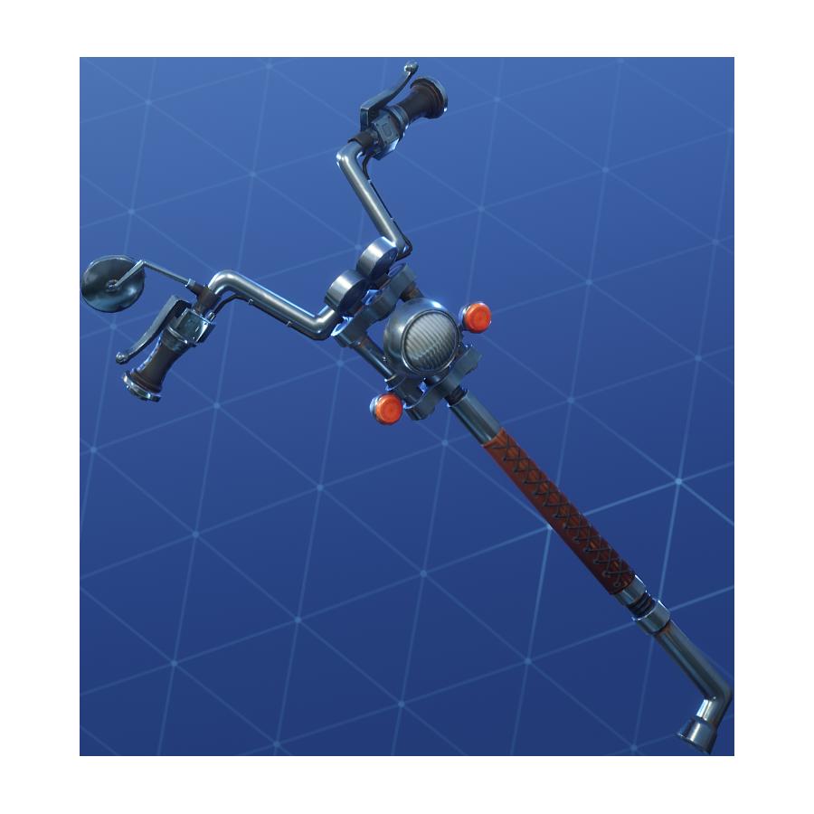Fortnite Pickaxe - Throttle