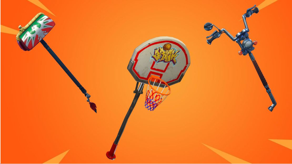 Here Are The 10 Rarest Item Shop Pickaxes In Fortnite Right Now
