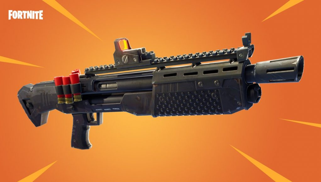 Fortnite Weapon - heavy rifle