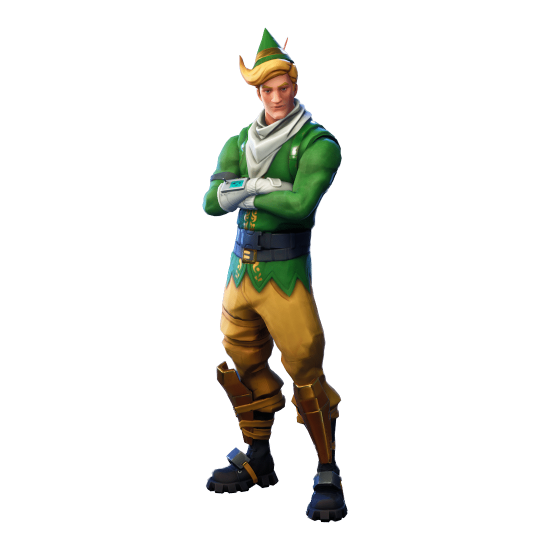 Fortnite Skin Codename E.L.F