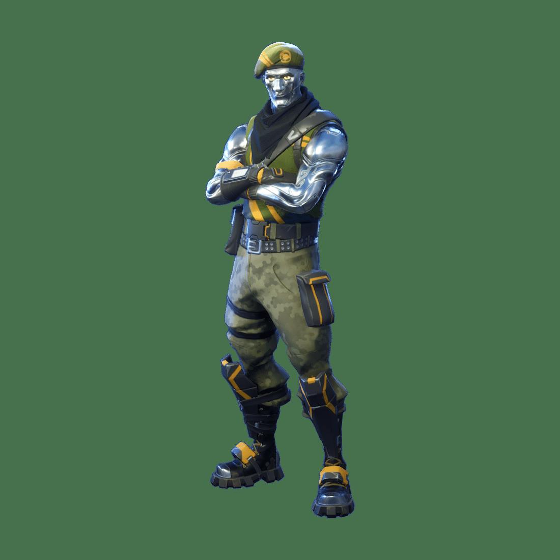 Fortnite Skin - Diecast