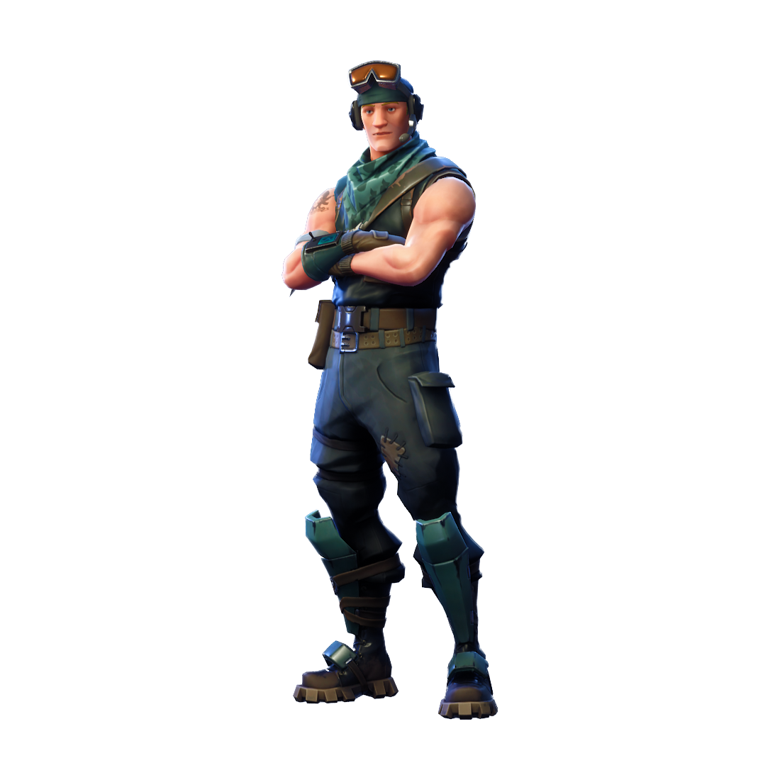 Fortnite Skin Recon Scout