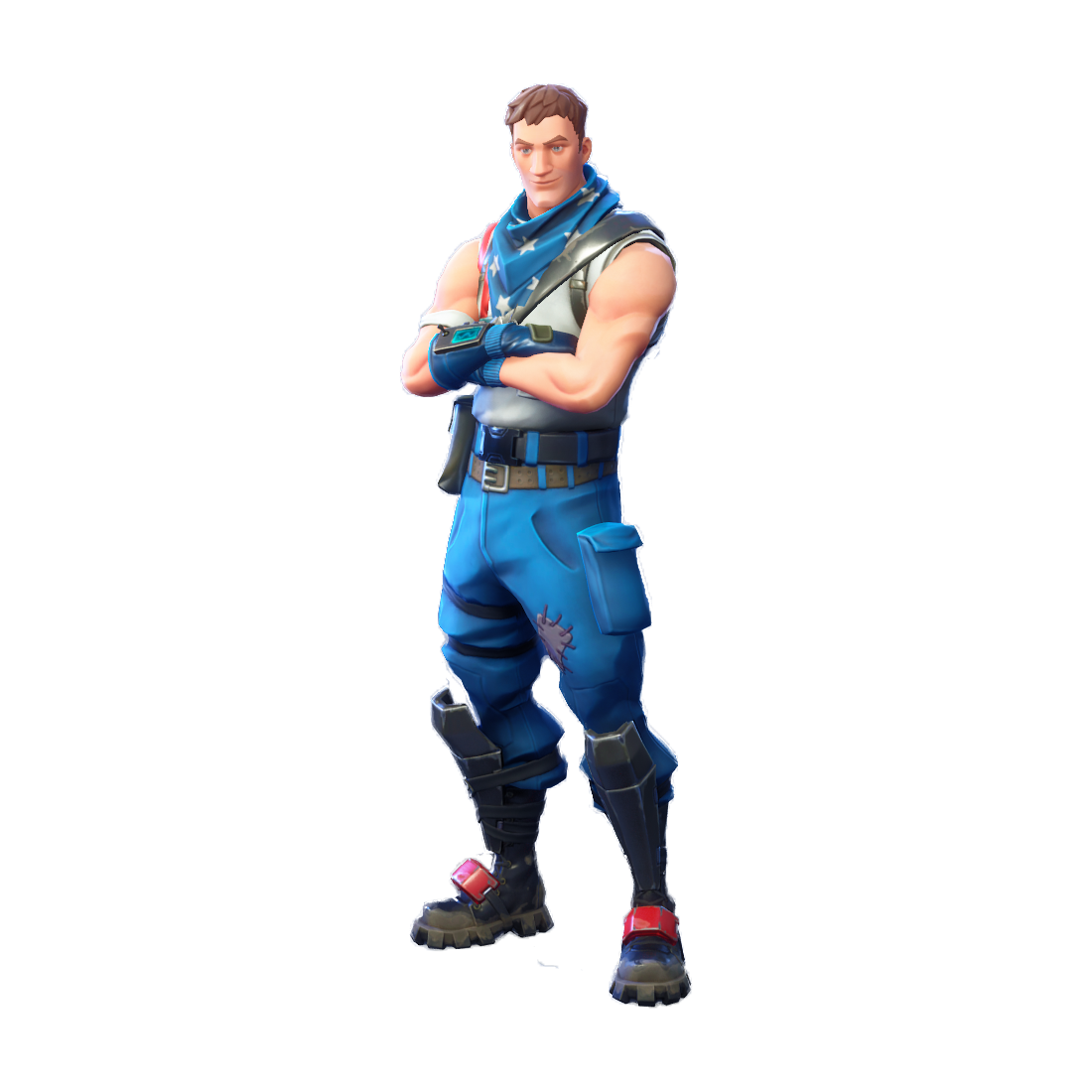 Fortnite Skin Star-Spangled Trooper