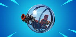 Fortnite The Baller Vehicle
