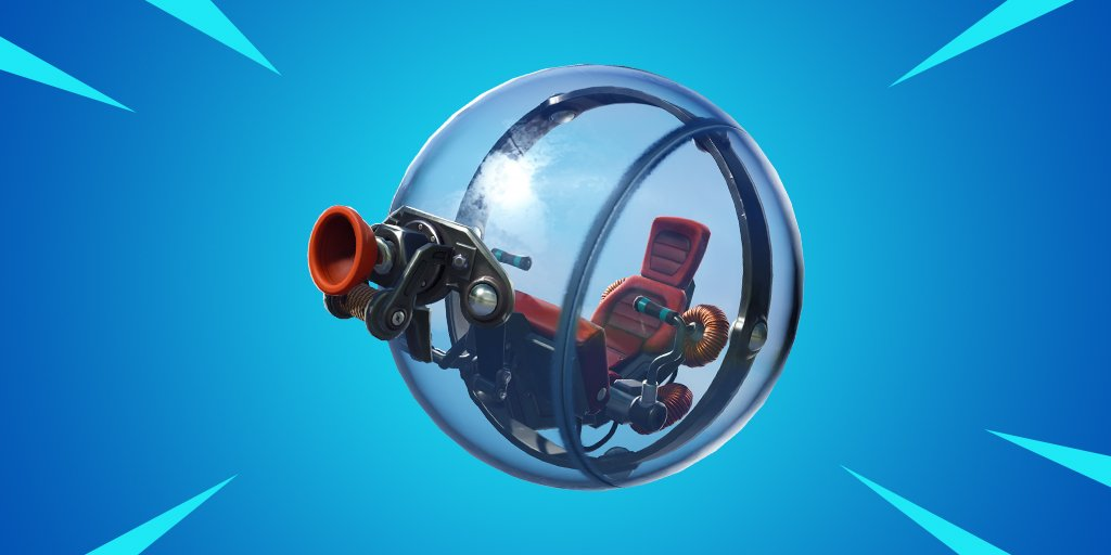 Fortnite The Baller Vehicle