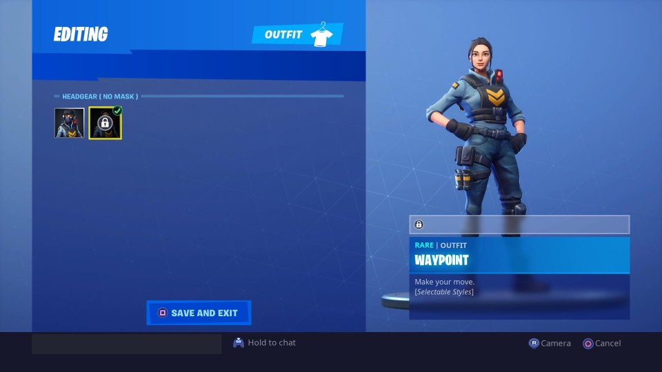 Waypoint Fortnite Skin Has A New Style To Unlock Fortnite Insider