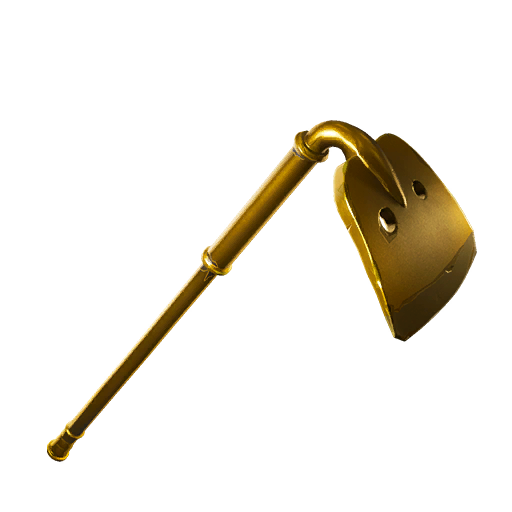 Gold Digger Fortnite Pickaxe