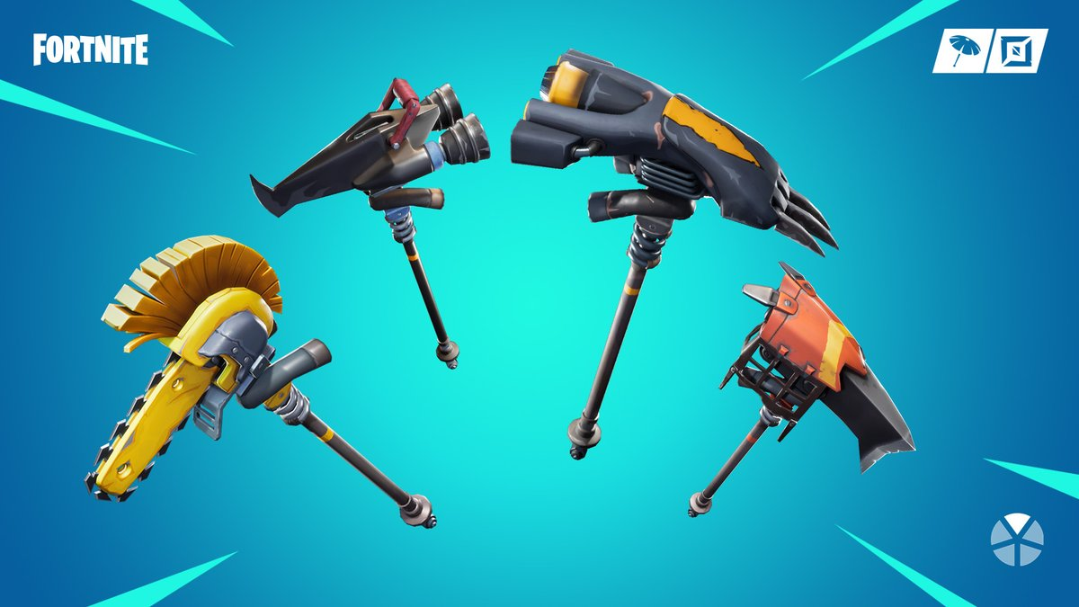 Mauler Fortnite Pickaxes