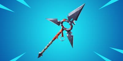 Tri-Star Pickaxe