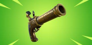 Trusty Sidearm Fortnite