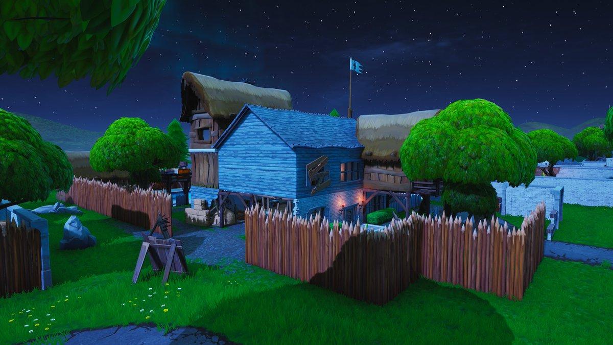 viking house snobby shores v8 20 - fortnite update 840 map changes