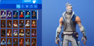 v8.10 Fortnite leaked skins