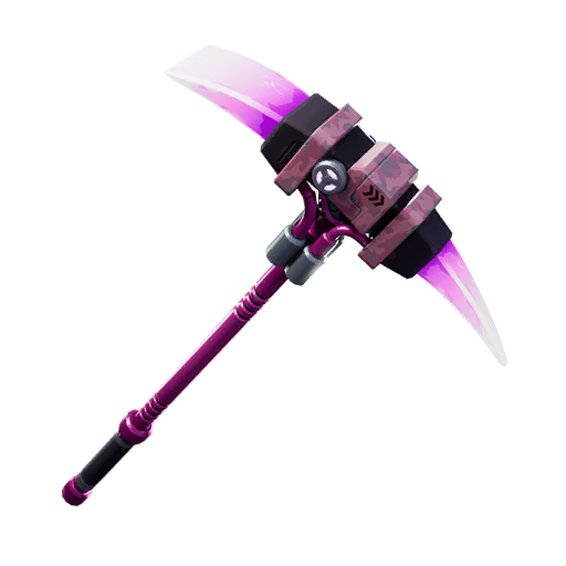 Fortnite Founders Exclusive Pickaxe - Rose Glow