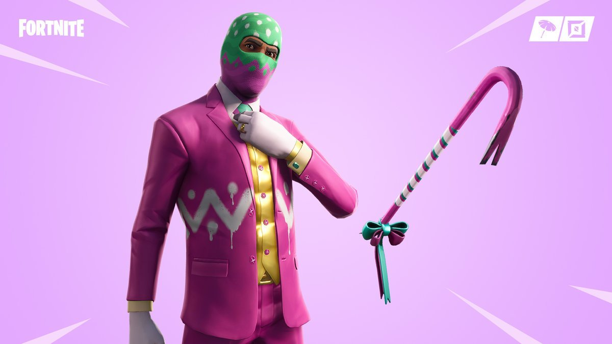 Supersonic fortnite styles