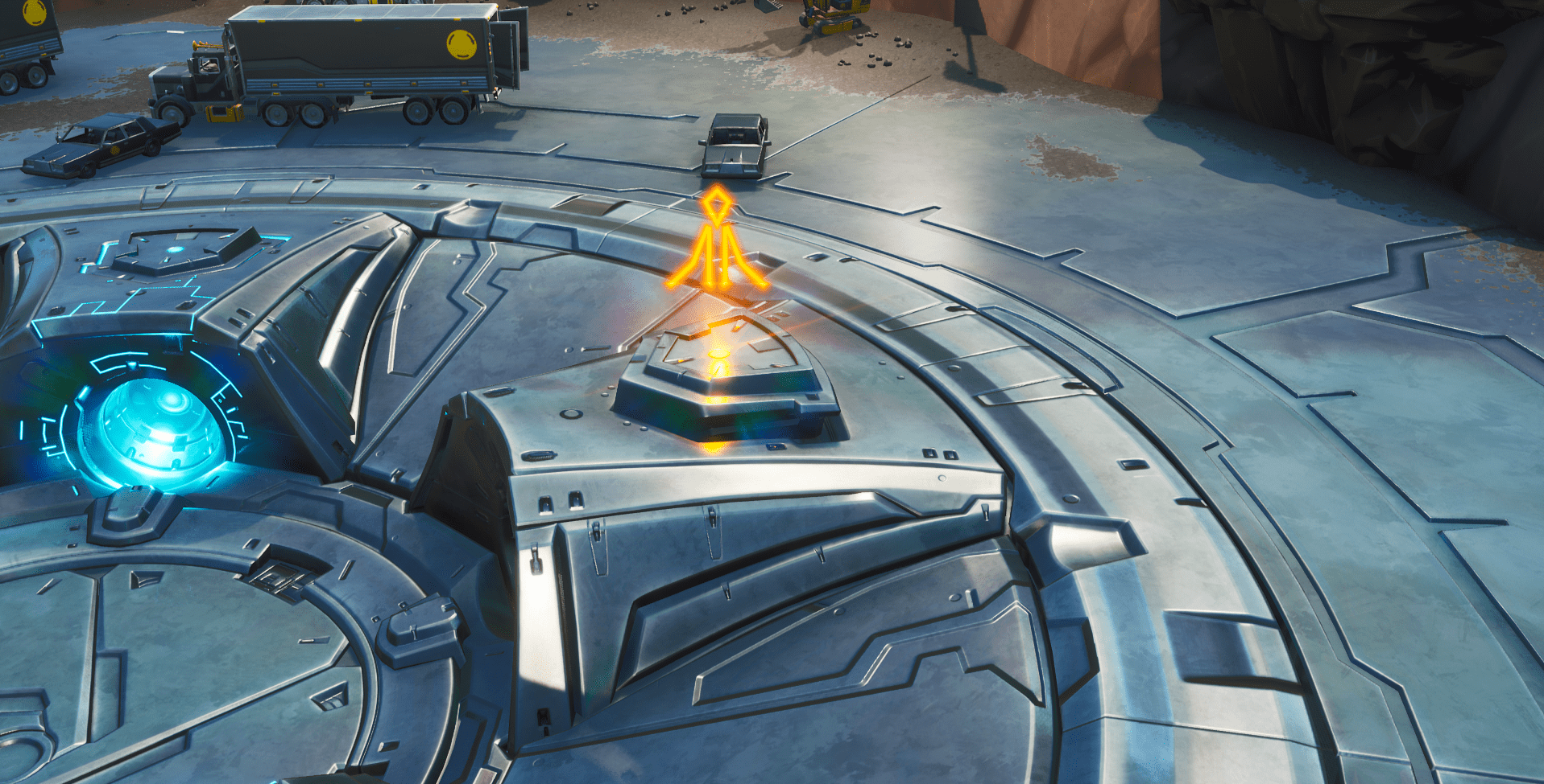 Fifth Rune Appeared on Fortnite