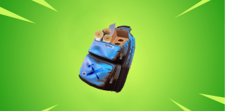 Fortnite Back Bling Concept