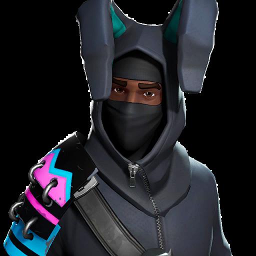 Fortnite Bunny Ninja Skin