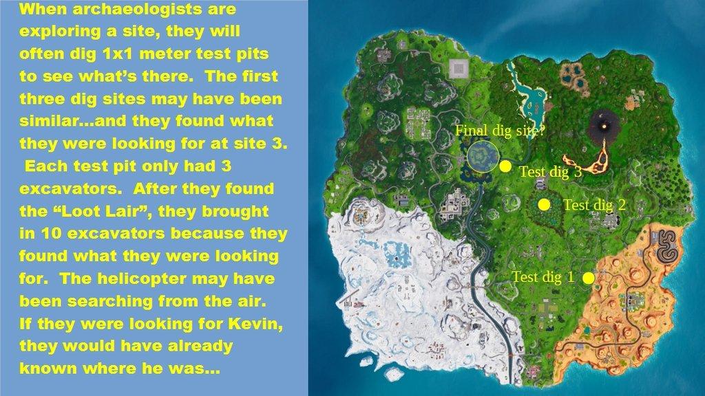 Fortnite Excavation Site Theory via Reddit u/toolbox007