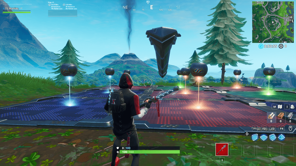 Fortnite Fourth Rune Location - via Reddit user maniac_player1