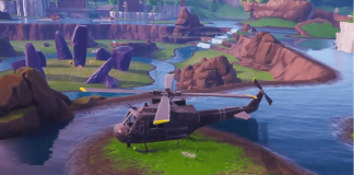 Fortnite Helicopter Location - 15