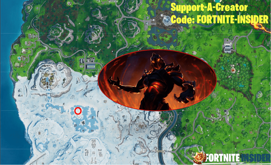 How To Find The Season 8 Week 8 Fortnite Hidden Banner For The