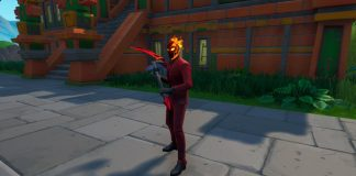 Fortnite Inferno Skin Leaked In-Game via @ShiinaBR