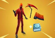 Fortnite Leaked Inferno Pack