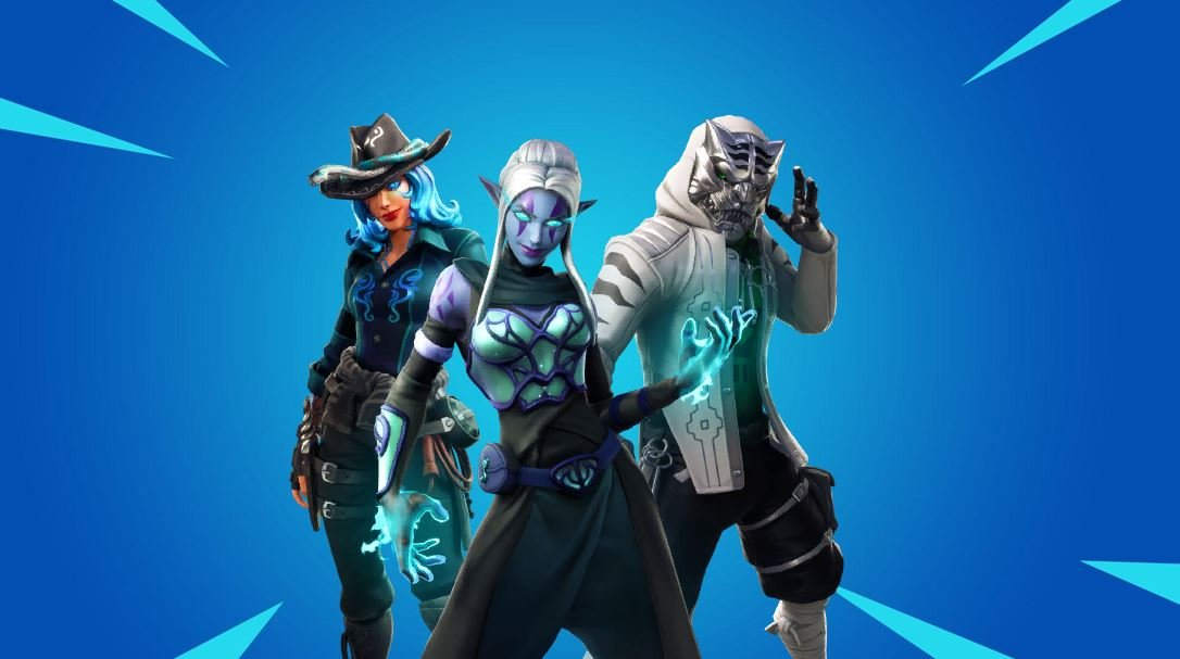 New Fortnite Skin Styles Leaked in the V8 50 Update